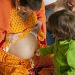 La ceremonia de embarazo (Llegada del Alma): conecta con el bebé por primera vez