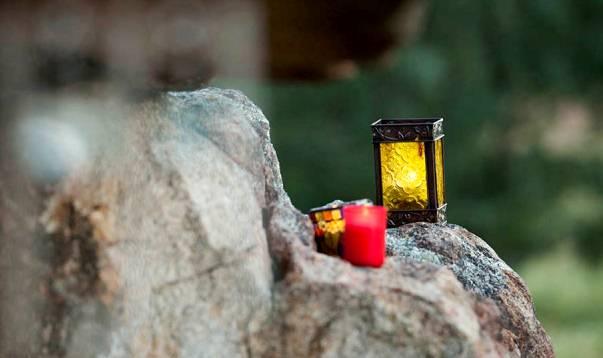 velas fuego