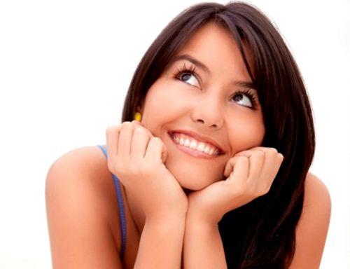 mujer feliz 1