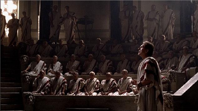 senadores romanos 1