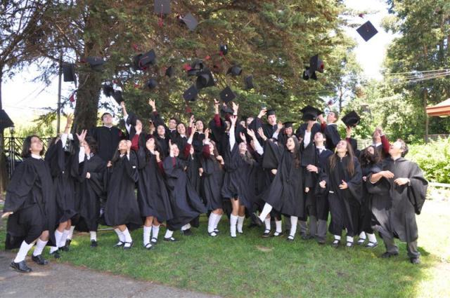 graduacion usa