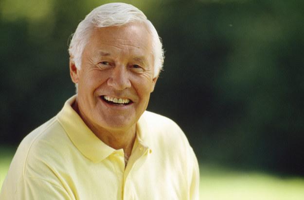 jubilado activo y feliz