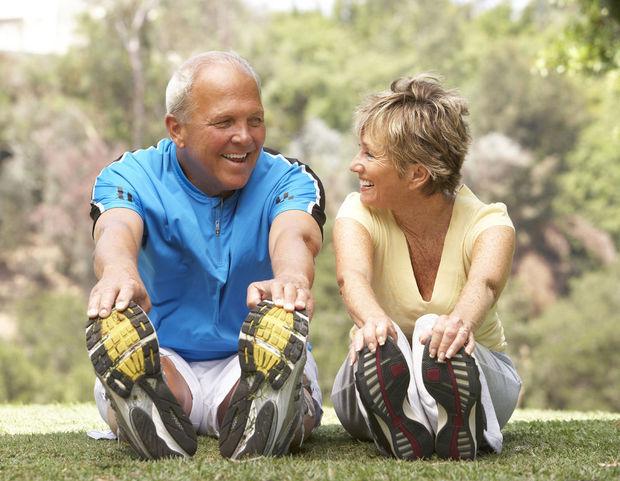 jubilados activos y felices