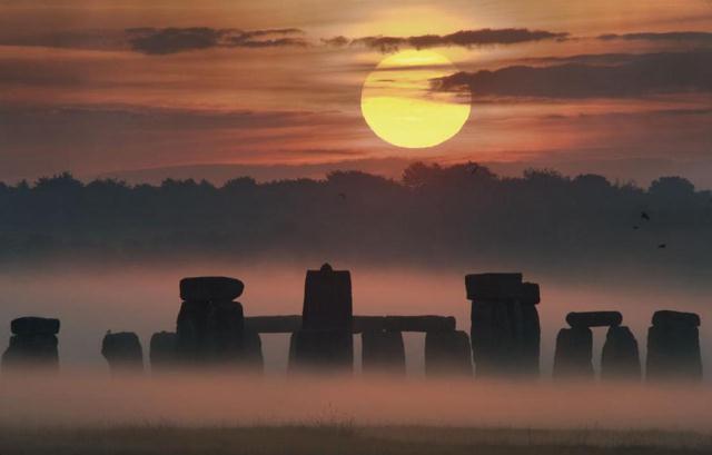 megalitos solsticio